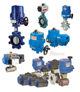 Actuators - Diversified Controls, Inc.