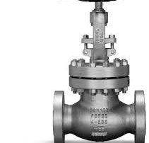 Bonney Forge cast iron valves