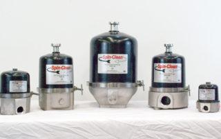 Spin Clean - FPE - Fluid Power Energy