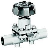 Gemu manual diaphragm valve