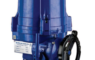 DelVal Series 2E Actuator